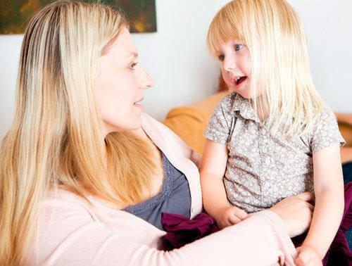 Escuchar a un hijo es mostrarle respeto