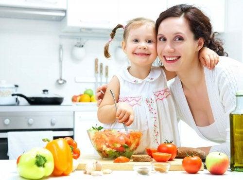 Llena la vida de tu hijo de buenos hábitos