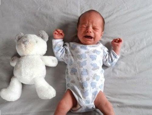 Bebés de alta demanda: mito o realidad
