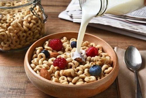 El desayuno es fundamental para acelerar nuestro metabolismo.