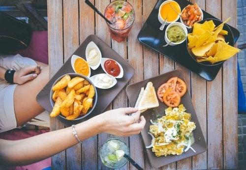 ¿Cómo afecta la comida rápida a la salud durante el embarazo?