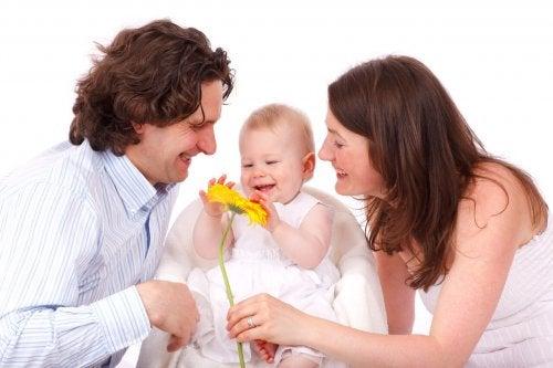 Utiliza siempre la paternidad positiva