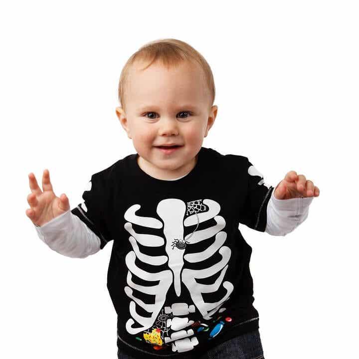 Cómo disfrazar a nuestros hijos en Halloween