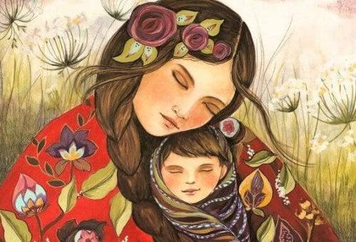 Ahora soy mamá, pero añoro cada día a la madre que ya no tengo a mi lado