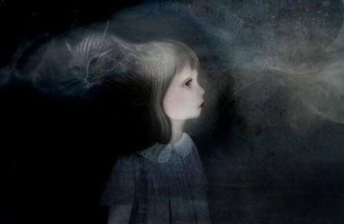 nino-en-oscuridad-representando-oscuridad