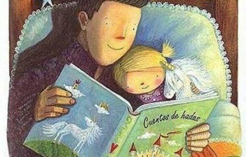 niños disfrutando de un libro