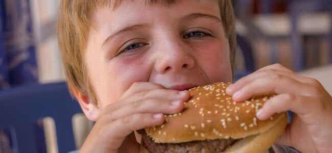 Una versión más saludable: la hamburguesa de pollo