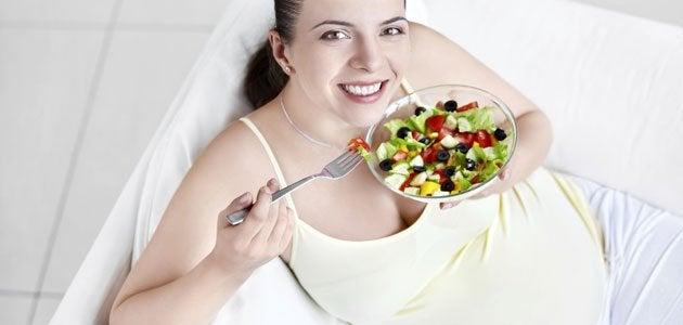 7 recetas de cenas para embarazadas
