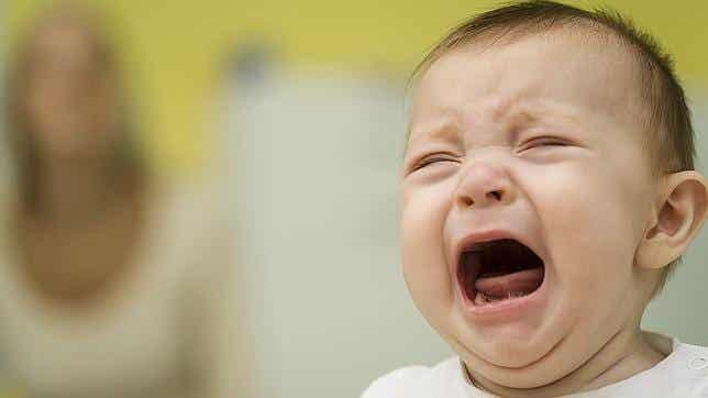 Motivos por los que puede llorar un niño