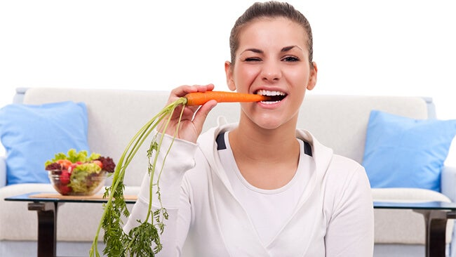 Los beneficios de comer zanahorias en el embarazo