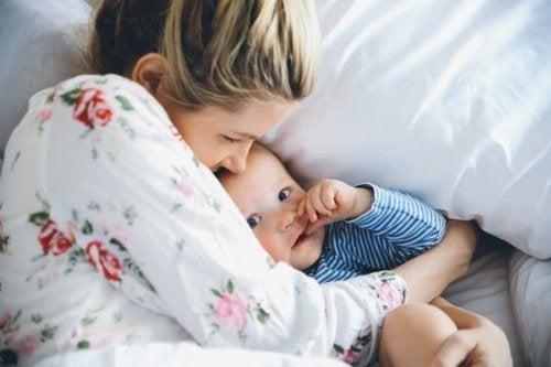 Tengo el más bonito despertador natural: ¡Mi hijo!