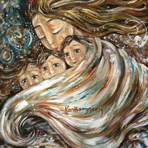 El amor de una madre no tiene límites