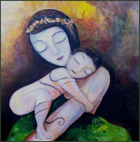 El amor de una madre es el combustible que logra imposibles