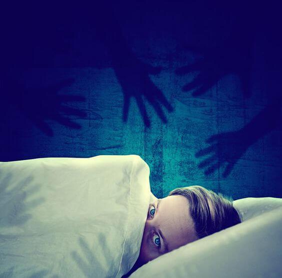 Miedos nocturnos en los niños
