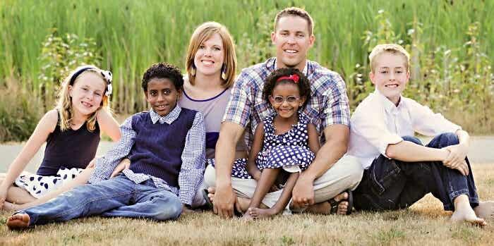 Los desafíos de ser padres adoptivos