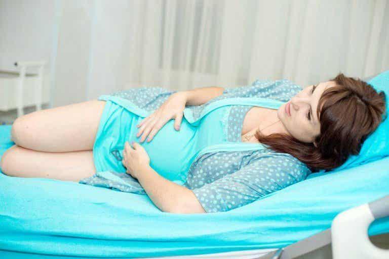 Riesgos de la retención de placenta