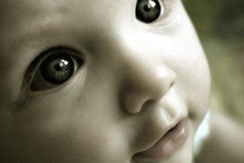 A veces, los ojos de tus hijos comunican más que sus palabras