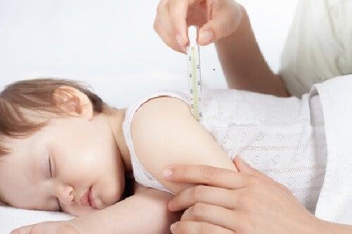 Bronquiolitis infantil: cómo tratarla