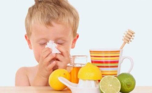 ¿Por qué las frutas son buenas contra la gripe?