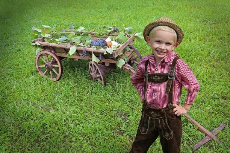 Cómo hacer con tus hijos un huerto ecológico