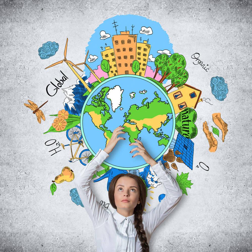 9 maneras de desarrollar la conciencia ecológica en los niños