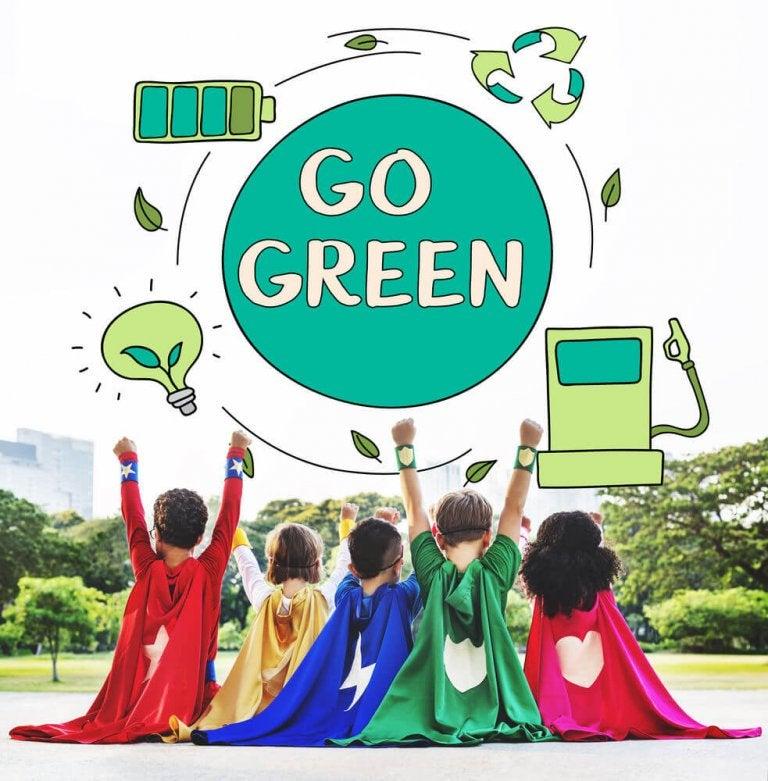 Enseña a tu hijo a conocer el medio ambiente