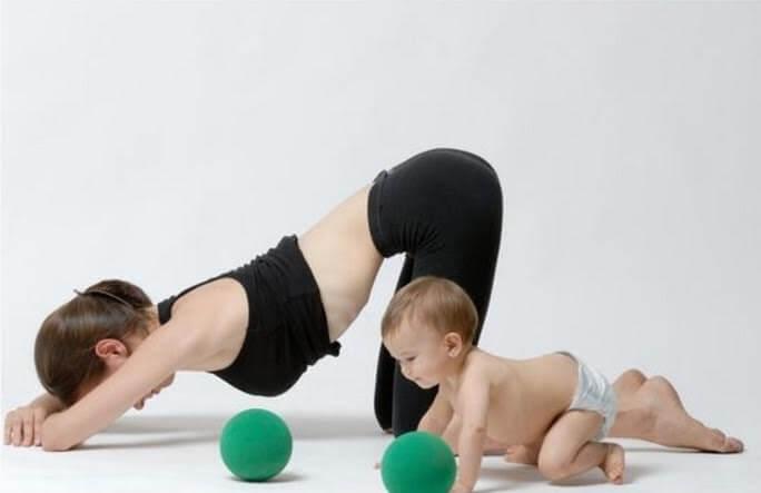 Ejercicios hipopresivos: Ponte en forma durante el posparto