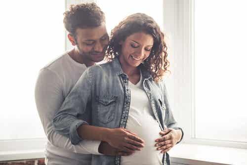 La necesidad del amor durante el embarazo