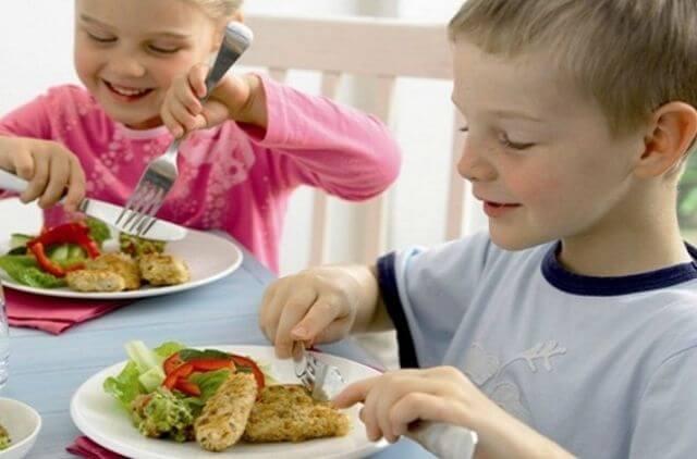 6 recetas de pescado para niños