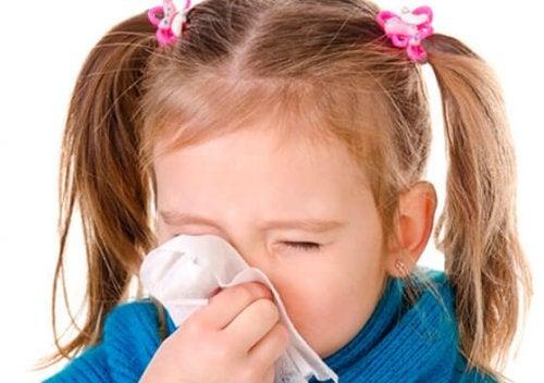 Las enfermedades contagiosas en edad escolar son sumamente difíciles de prevenir.