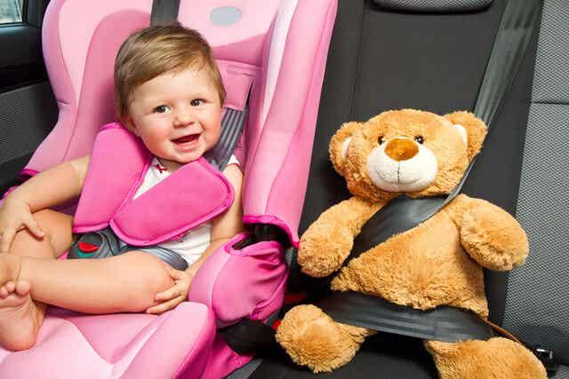 8 consejos para viajar con niños de 1 y 2 años en coche