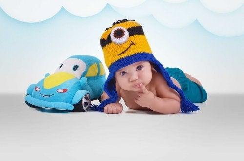 3 consejos para comprar los primeros juguetes a los bebés