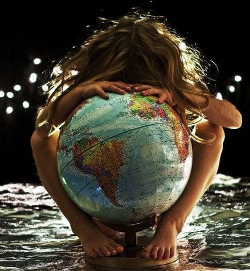 Los niños no son el futuro, son el presente del mundo