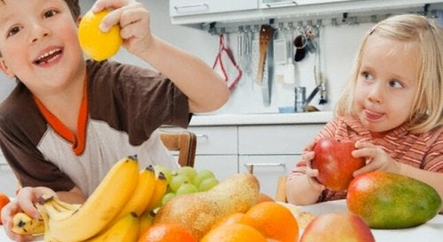 Postres caseros hechos con frutas