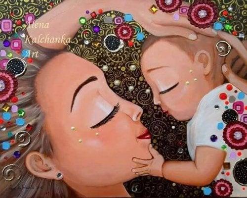 Respira y vive, serás madre toda la vida
