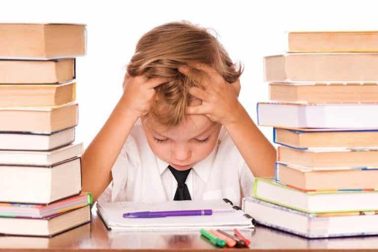 El peligro de mandar demasiados deberes