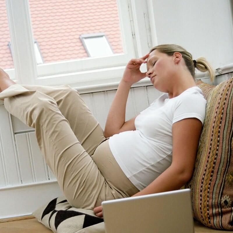 Cómo afrontar el miedo al parto