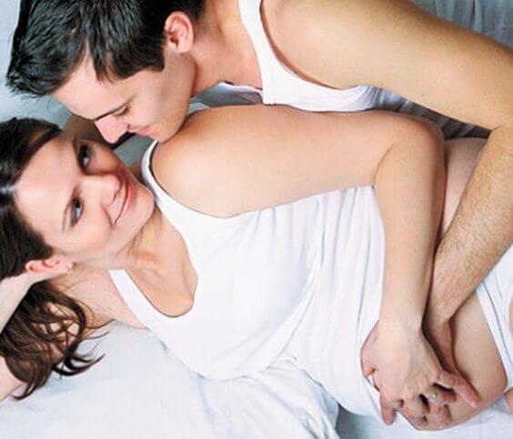 El embarazo puede aumentar las probabilidades de tener orgasmos múltiples