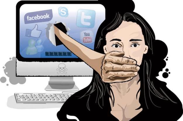 danger des réseaux sociaux et d'internet.