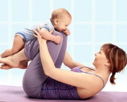 Ejercitarse juntos mejora la relación entre padres e hijos