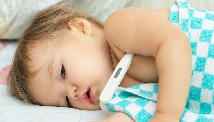 Las convulsiones febriles: un impacto imposible de olvidar