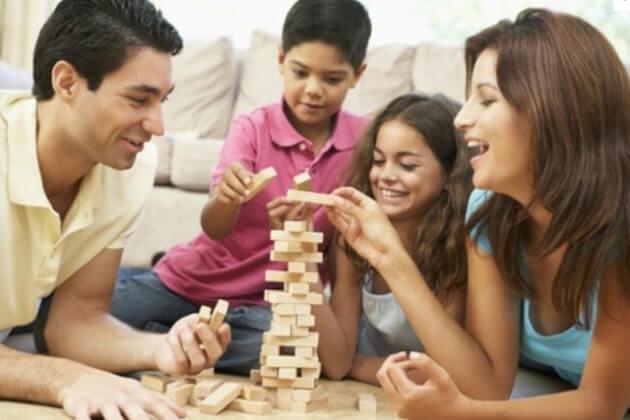 7 juegos para compartir con tu hijo