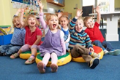 5 diferencias entre una guardería y una escuela infantil