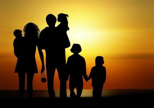 Consejos para organizar a la familia