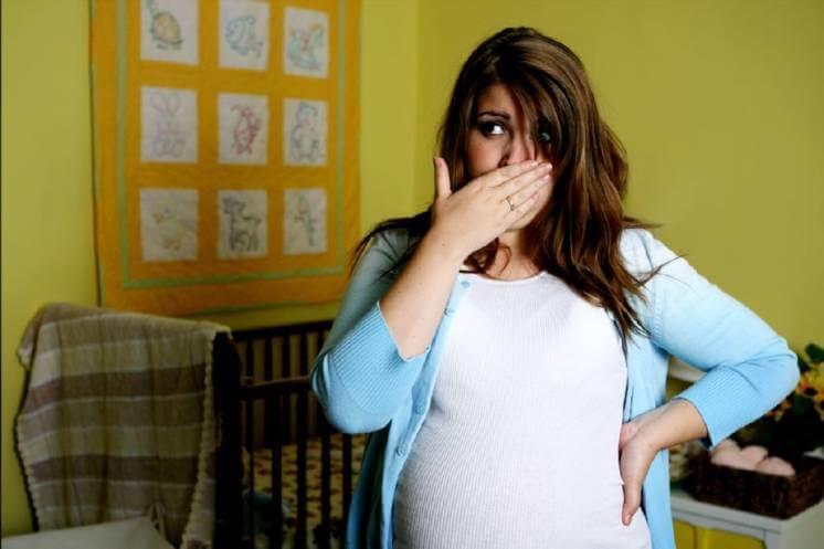 Cómo librarte de los molestos gases durante el embarazo