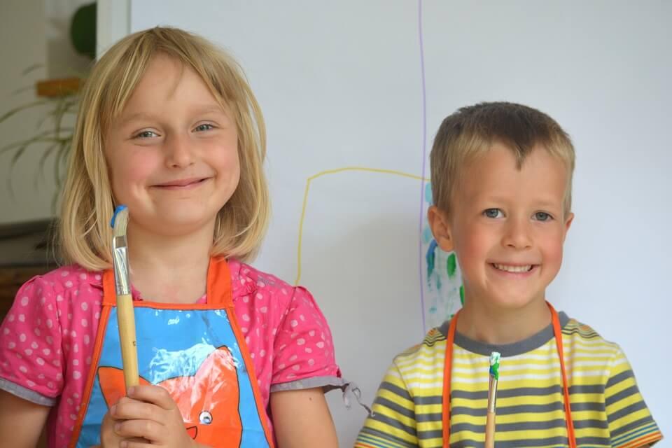 5 apps para que los niños aprendan a pintar
