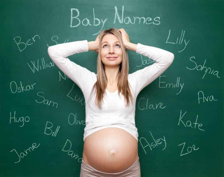 Cómo encontrar la inspiración para escoger el nombre perfecto
