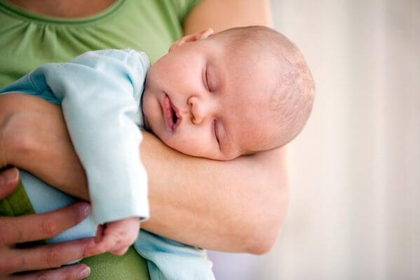 ¿Cuánto cambia el bebé en un mes?