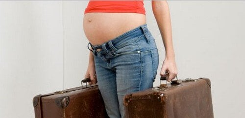 ¿Cómo viajar segura durante el embarazo?