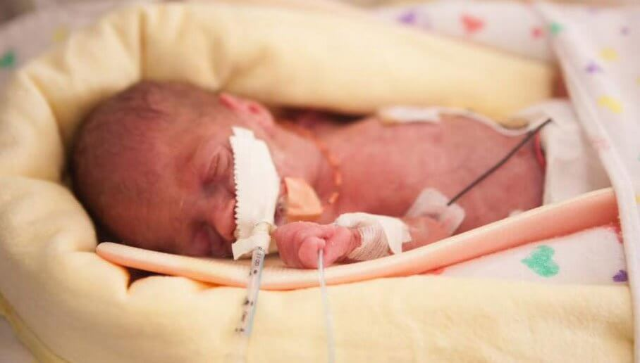 La zona gris gestacional, el delicado límite de los bebés prematuros